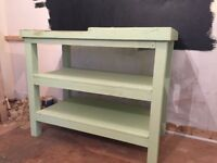 Hand made Chunky Kitchen unit