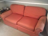 FREE SOFA - LAURA ASHLEY 3 SEATER SOFA