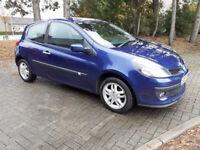 Renault CLIO, Low miles, 3 month warranty, 3 month breakdown