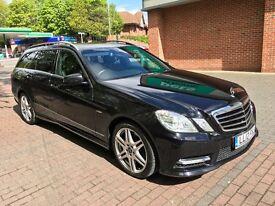 Mercedes-Benz E Class 2.1 E220 CDI BlueEFFICIENCY Sport 7G-Tronic Plus 5dr (start/stop)