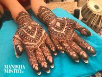Creative Bridal Henna Artist