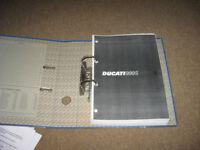 Ducati 999S workshop manual