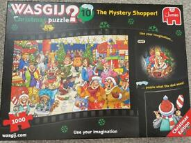 Wasgij 1000 piece Christmas Jigsaw