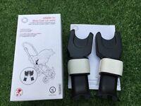Maxi Cosi adaptors for Bugaboo