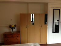 DOUBLE ROOM FOR SHORT TERM, NO AGENCY FEES !!! PRIVATE LANDLORD, ALL BILLS INCLUDED !!!