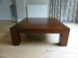 Coffee Table - Acacia Wood