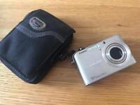 Casio camera and case (10.1 mega pixel)