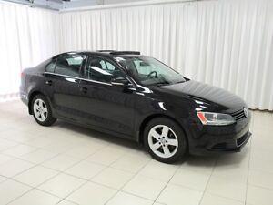 2013 Volkswagen Jetta Comfortline 2.5L Auto! LOW KMs! Sunroof! H