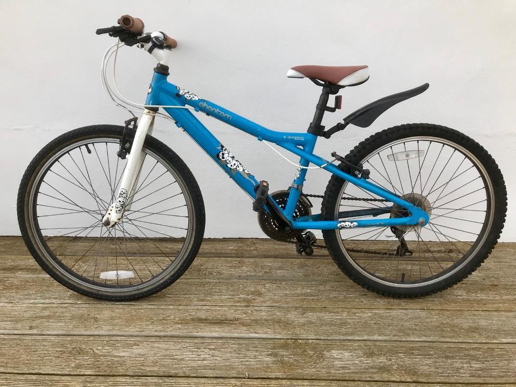 "Boys DAWES bike 24"" wheels"