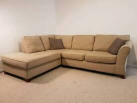 Marks & Spencer corner sofa (chaise)