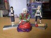 Naruto Mini Figures (x3)