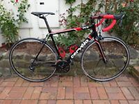 Cervelo R3 Team superlight (8kg) carbon road bike with power hub, as new