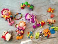 Baby toy big bundle