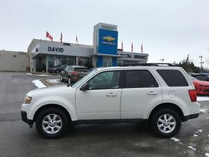2009 Mazda Tribute GX V6 AWD GX AT, LOCAL TRADE!!