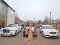 Wedding car hire | Rolls Royce Hire | Rolls Royce Phantom Hire | Limo Hire | Lamborghini Hire