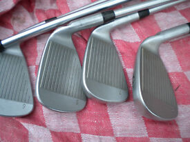 Details about LH Ping i20 Golf irons 6 to PW - upgrade KBS C-Taper regular shafts - blue dot