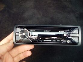 Sony bluetooth cd player