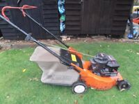 Mac Petrol Push Lawnmower