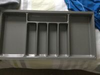 Howdens cutlery drawer insert