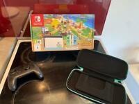 Nintendo switch animal crossing new horizons bundle