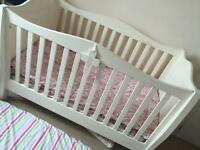 Wood Work Cot from Pure Baby, Chelsea