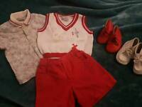 Baby boys designer outfits