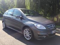 MERCEDES B170 SPORT BLUEEFFICIENCY FULL MOT IMMACULATE FIRST TO SEE WILL BUY