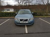 Great condition Volvo S40, low mileage
