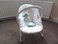 Bright Starts baby rocker 3-18 kg £15