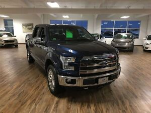 2016 Ford F-150 Lariat 4X4 Loaded