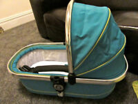 iCandy Peach Blossom main carrycot