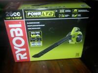 ryobi blower/vacuum.