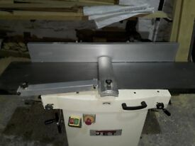 Jet JPT 310 Planer Thicknesser, surface Planer, jointer, woodworking machinery