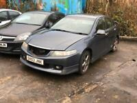 Honda Accord Mk7 2.0 16v 2003 For Parts