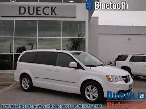 2015 Dodge Grand Caravan Crew Plus Rear Camera - Accident Free
