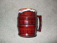 China 'beer tankard' mug
