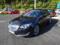 Vauxhall Insignia DESIGN CDTI ECOFLEX S/S (black) 2014-08-25