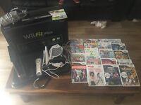 Wii fit plu pack