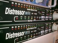 Empirical Labs Distressor with Brit Mod