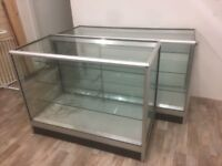 Shop Commercial Shop Display 2 x Counter