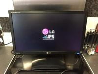 22 Inch LG Led ips Gaming Monitor.