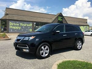 2013 Acura MDX SPORT/CARPROOF CLEAN/LEATHER/SUNROOF/HEATED SEATS