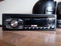 Pioneer DEH-3400UB Radio (ipod/iPhone USB connectivity)