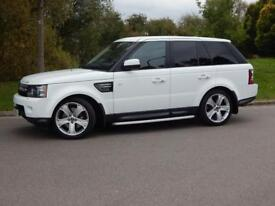 Land Rover Range Rover sport black edition