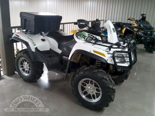Used 2010 Arctic Cat MudPro 1000 Limited