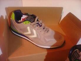 hummel Training Shoes size 8 (euro 42)