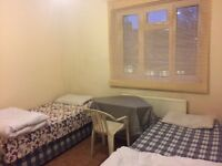 AMAZING AND SPACIOUS TWIN ROOM NEAR CANARY WHARF, ZONE 2.