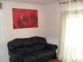 SPACIOUS FURNISHED DOUBLE BEDROOM FOR RENT IN VERY CLEAN NEWLY REFURBISHED FLAT FOR RENT