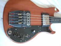 Ovation Magnum IV (Model1264) electric bass guitar - USA - '78-'83