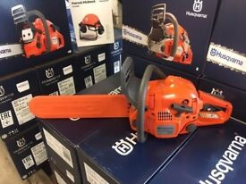 Husqvarna 435 Chainsaw 15""